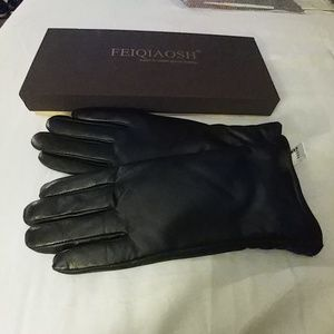 FEIQIAOSH Accessories - WOMEN'S LEATHER GLOVES